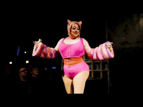 """Dominique DeGrant, """"What Does The Fox Say?"""" - Drag Matinee, March 2nd"""