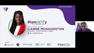 #iamWITy Conference - Day Two Morning Session