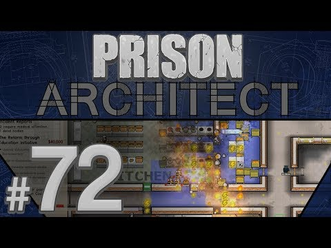 Prison Architect - Safe and Secure - PART #72