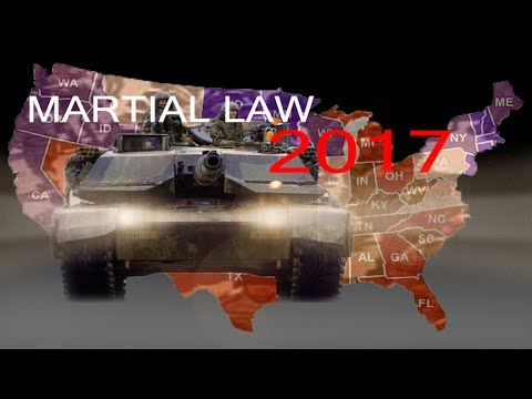 Download Youtube: Martial Law in America 2017 - Army Prepares for ECONOMIC COLLAPSE!