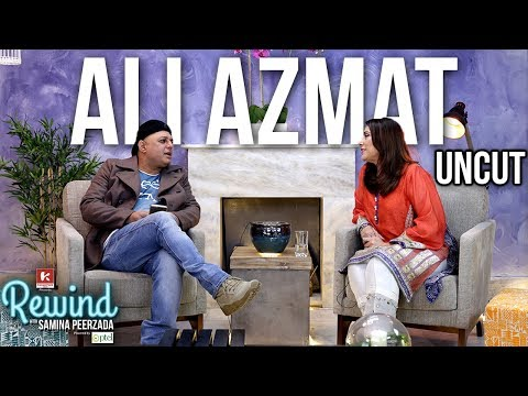 Ali Azmat on Rewind with Samina Peerzada  Junoon the Band  Music Dreams  Uncut Ep
