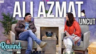 Ali Azmat on Rewind with Samina Peerzada | Junoon the Band | Music Dreams | Uncut Ep