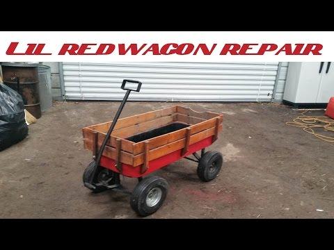 LITTLE RED WAGON REPAIR
