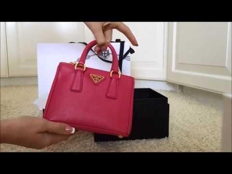 Сумка Прада (Prada) купить в интернет-магазине