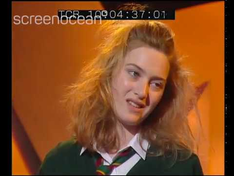 Young Kate Winslet on Channel 4