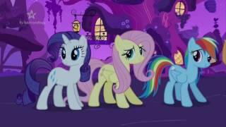 Můj malý Pony 3x13 Jak opravit kouzlo dabing cz čast 4