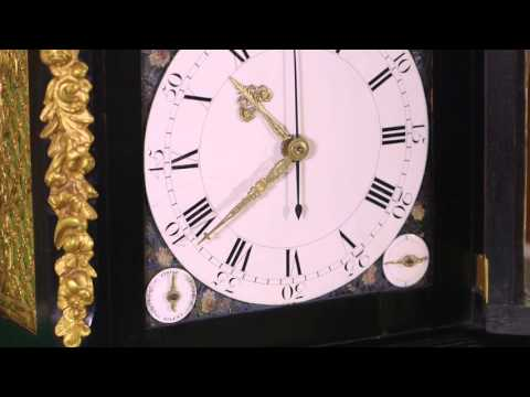 Automaton Clock  1790 1800  Ben Wright Exceptional Clocks