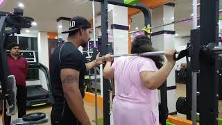 Best updated and modified unisex gym in Malda West Bengal