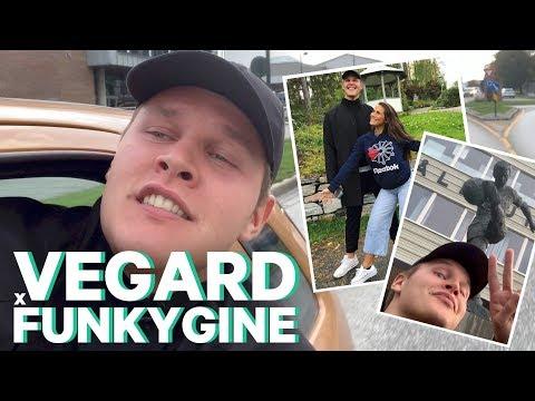 Vegard X Funkygine #34: Besøker Ålesund