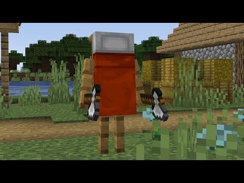 Вот такой Minecraft я нашёл в интернете...