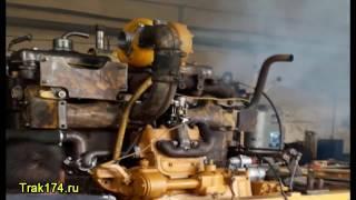 Обкатка двигуна Д-160