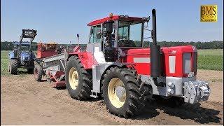 Trecker Treck Groß Thondorf 2018 - Schlüter Super Trac 2500 VL - Oldtimer Traktor Pulling Germany