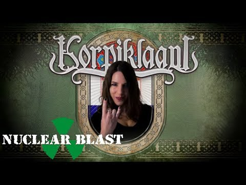 KORPIKLAANI - Pivo Pivo [feat. Meri | IRIJ] (OFFICIAL LYRIC VIDEO)