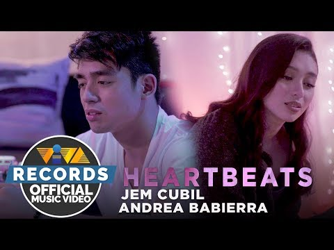Jem Cubil and Andrea Babierra - Heartbeats [Official Music Video] - Sid & Aya OST - 동영상