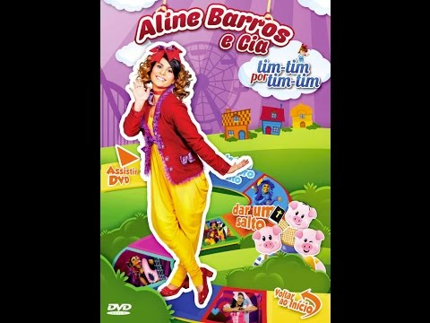 Aline Barros E Cia 1 Dvd Completo Youtube