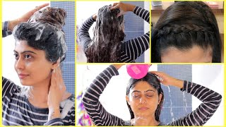 HAIR CARE TIPS to Get The Perfect HAIRSTYLES | Scalp Revealing Hairstyles | Rinkal Soni