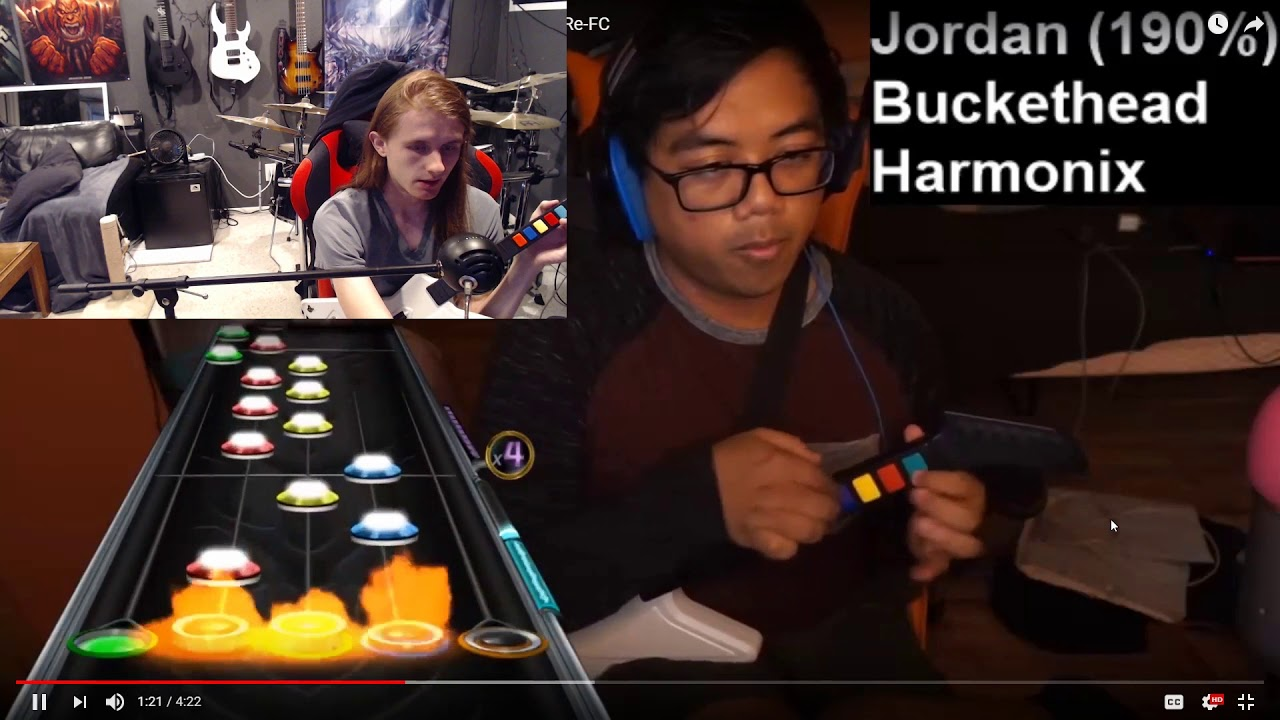 Clone Hero Lessons - 13  Jordan with Acai by GH Andrew