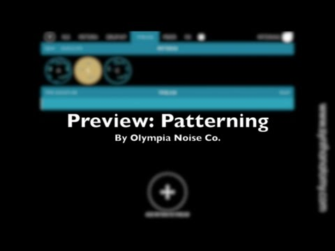 How To Import Samples Into Patterning | iPad Music Apps Blog