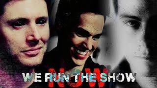 Dark!Multifandom || We Run The Show Now