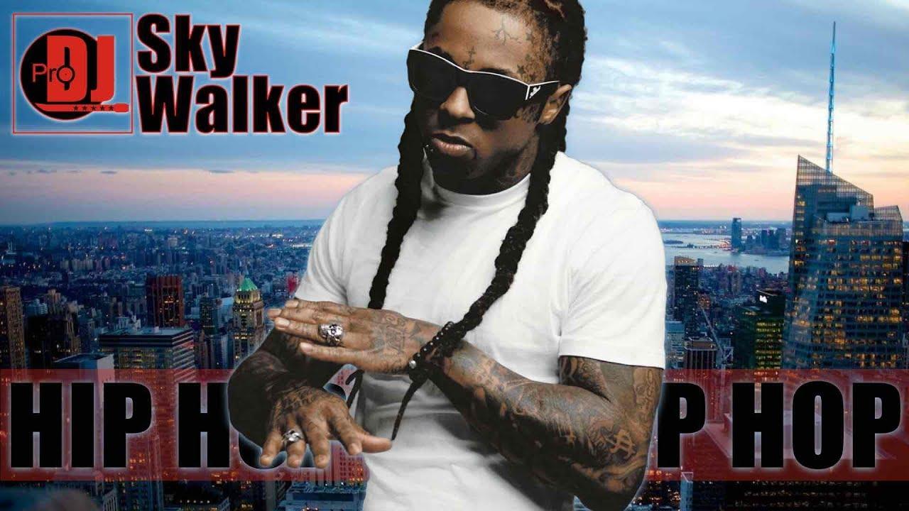 DJ SkyWalker #42 | 100% Hip Hop Mix 2019 | Rap Club Dance Party Black Music  Songs