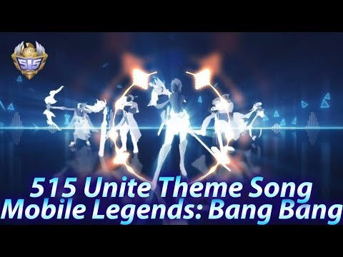 Mobile Legends New Theme Song - 515 Unite