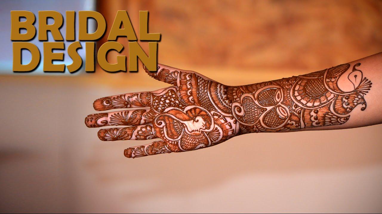 Best bridal mehendi bridal design simple mehendi designs youtube solutioingenieria Gallery