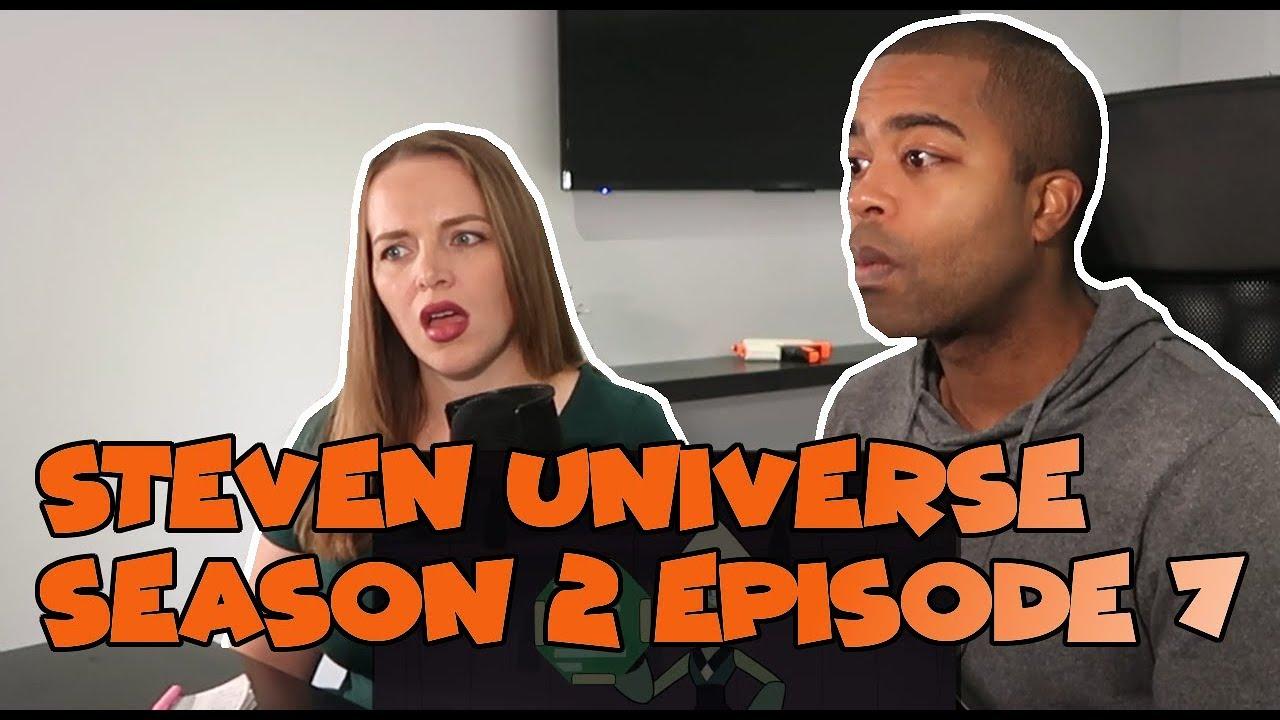"Download Steven Universe Season 2 Episode 7 ""Keeping It Together"" (REACTION 🔥)"