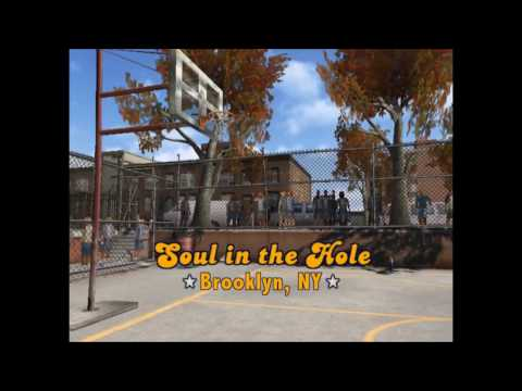 NBA Street Vol. 2 | part 3: Soul in the Hole Tournament [Got Game]