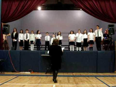 SS. Constantine and Helen Greek School - Greek Letters Celebration 2010.MPG