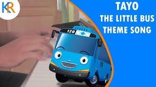 Video OST Tayo The Little Bus (Piano Cover) | Rama Permana download MP3, 3GP, MP4, WEBM, AVI, FLV Oktober 2018