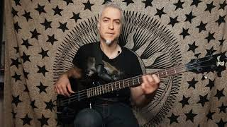 Lick of the week #4-PAUL JACKSON's Funk Times Three. ENGLISH version.