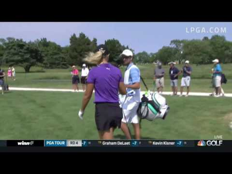 Anna Nordqvist Final Round Highlights 2017 ShopRite LPGA Classic