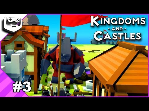 Kingdoms and Castles in romana | uite cum mă trolează jocul