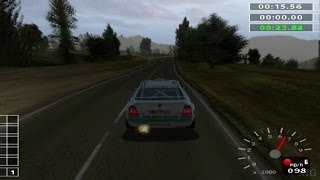 WRC II Extreme PS2 Gameplay HD (PCSX2)