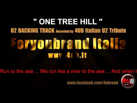 "U2 ""One Tree Hill"" Backing Track 