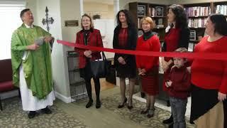 1-21-2018 All Saints Lending Library Dedication