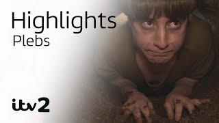 Grumio's Best Bits | Plebs | ITV2