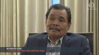MILF on proposal to negotiate with Mautes