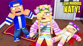 Little Leah MURDERED HER BEST FRIEND... Minecraft