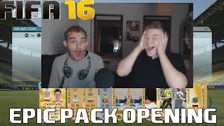 OMG LEWANDOWSKI !!! | PACK OPENING #1 | FIFA 16 ULTIMATE TEAM