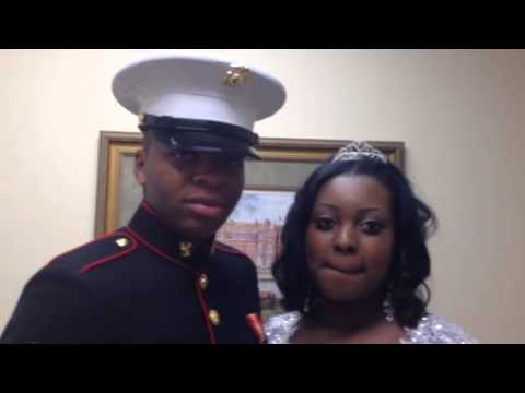 U S Marine to Okinawa Elopement Wedding Atlanta GA Wedding Officiant Marriage Minister 770-963-7472