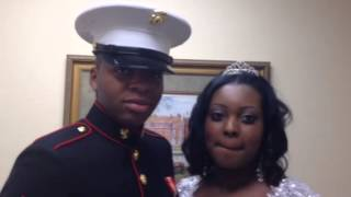 U S Marine to Okinawa Elopement Wedding Atlanta Georgia Elope Wedding Officiants Marriage Ministers
