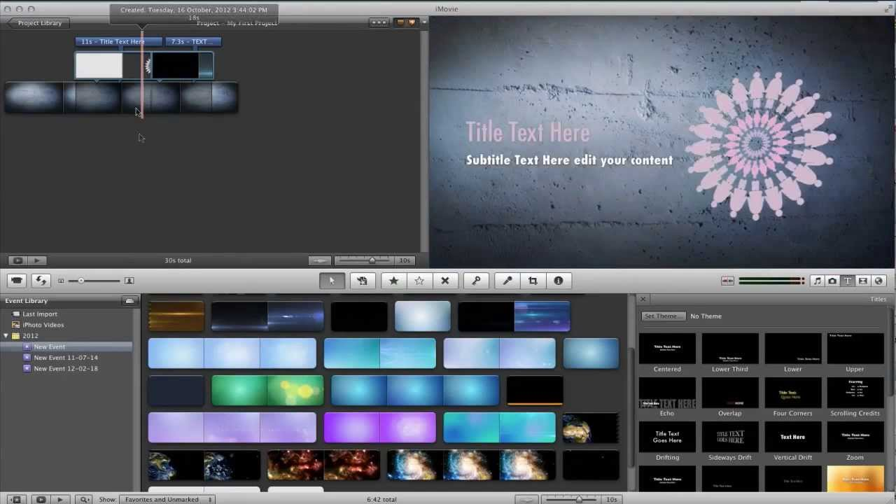 Top 5 iMovie Plugins And Installation Tips