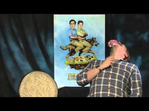 [Tim and Eric] Heidecker Wrestles with Flower While Warehaam Laughs Maniacially.