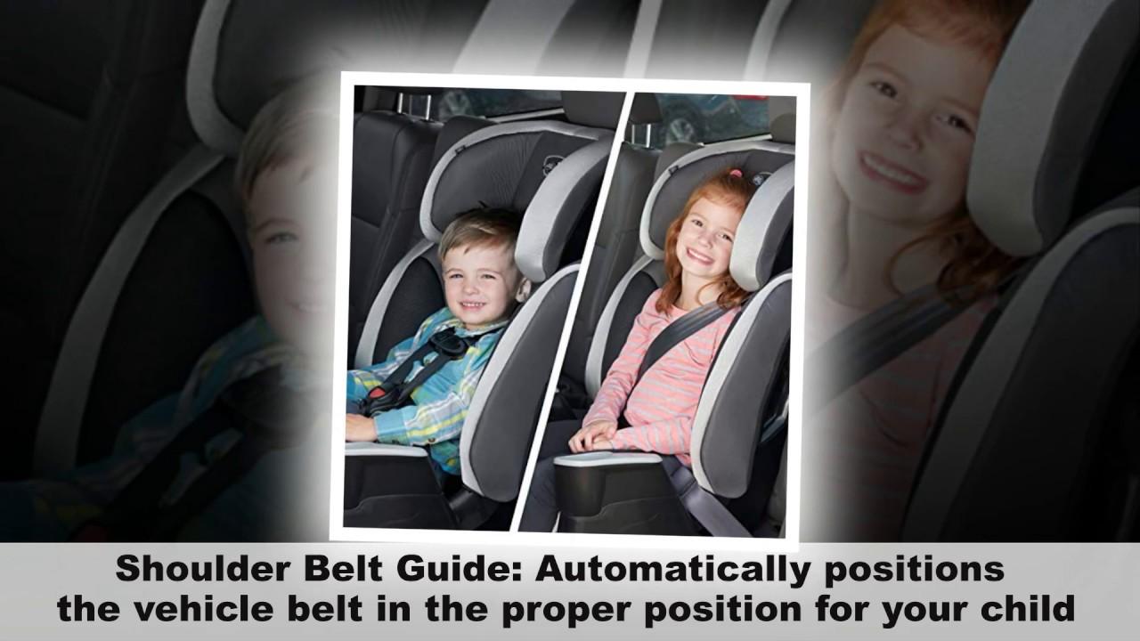 Evenflo Maestro Sport Harness Booster Car Seat, Crestone