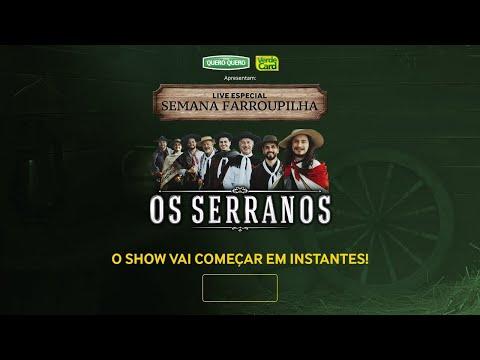 Live Especial Semana Farroupilha