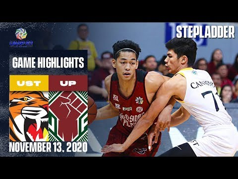 UP Vs. UST - November 13, 2019  | Game Highlights | UAAP 82 MB