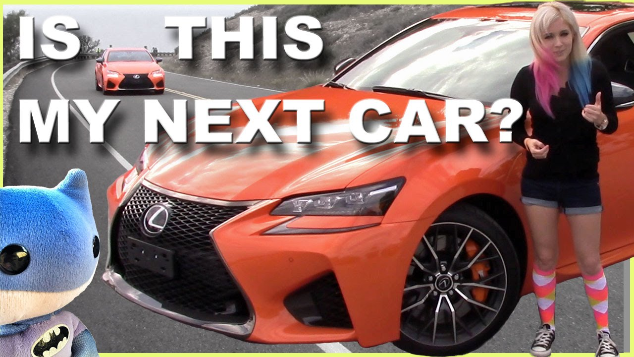 cars from a short girl 39 s perspective lexus gs f youtube. Black Bedroom Furniture Sets. Home Design Ideas