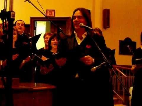 We Rise Again, Alan Doyle & Cantus Vocum Chamber Choir, The Kirk, St. John's
