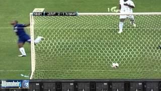 أهداف مباراة قدامى السعودية و قدامى البرازيل 2-6